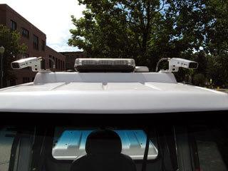 parking patrol vehicles