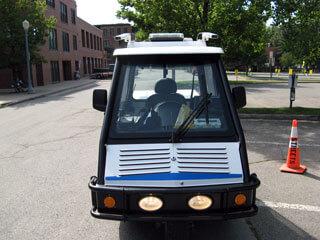 Parking Enforcement Vehicles