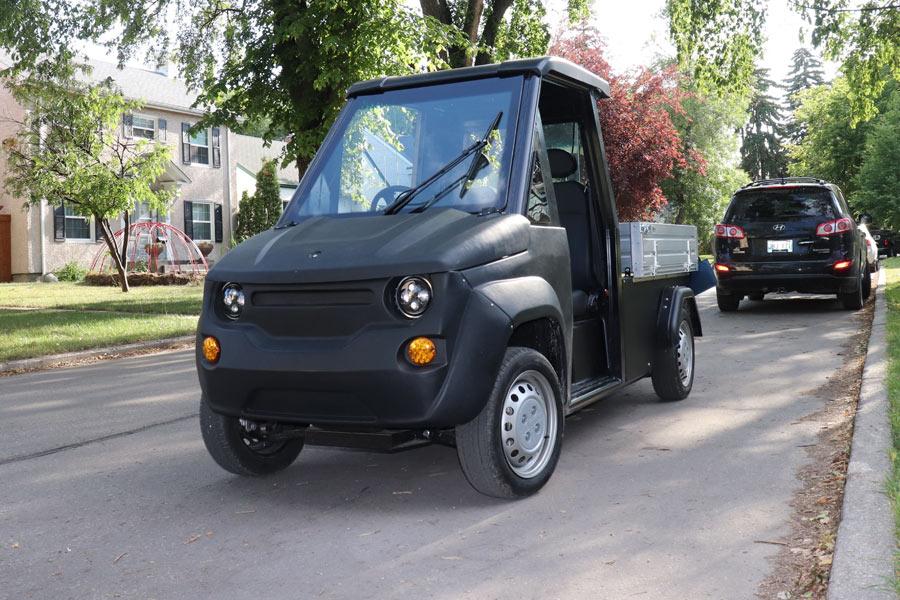 Maxx 4 Wheel LSV