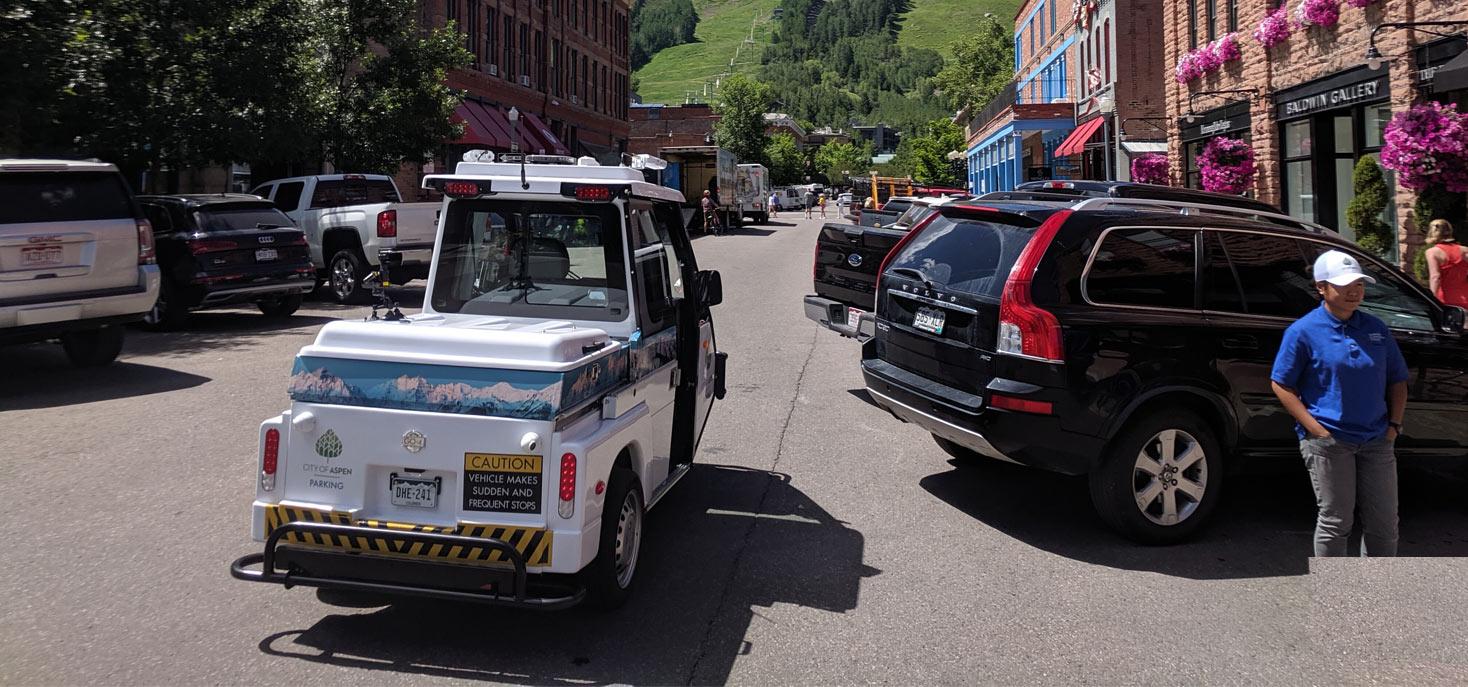 GO4 Parking and Enforcement Vehicles