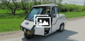 Electric Utility Vehicle For Sale | Go 4 Interceptor | Westward Industries