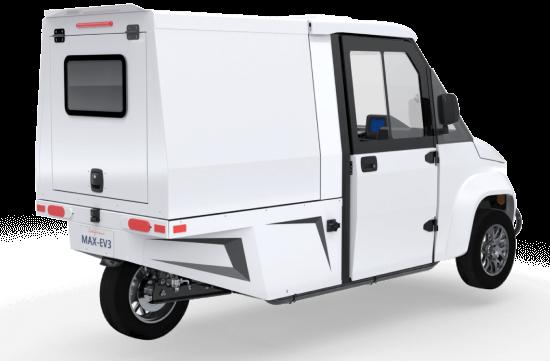 Max EV3 with Van Body