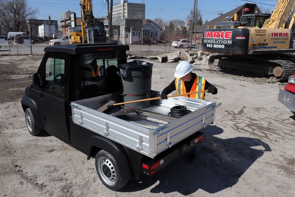 electric utility vehicles for sale